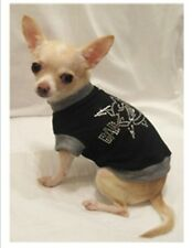 Dog Clothes/Dog T-Shirt/Dog Apparel/Bad Dog Bling T-shirt/XS,S,M,L-FREE SHIP
