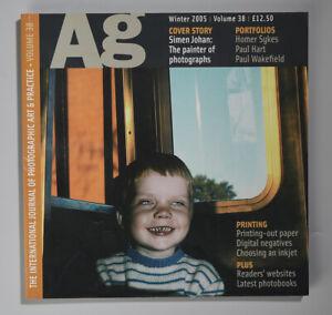 Ag Magazine. Volumes 38-41. Published 2005. 4x items.