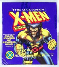Impel Marvel The Uncanny X-men Series Trading Cards