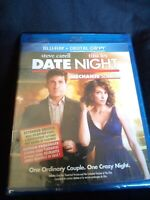 Date Night (Sealed, Blu-ray Disc, 2010, 2-Disc Set)