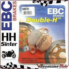 PASTIGLIE FRENO ANTERIORE SINTERIZZATE EBC FA067HH AEON TORCH 50 2006