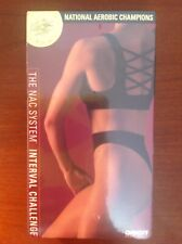 THE NAC SYSTEM Interval Challenge  VHS NEW NATIONAL AEROBIC CHAMPIONS