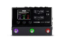 Line 6 HX Stomp Compact Professional Multi-Effects Guitar Processor