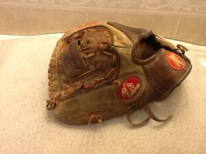 "Nokona AMG-1150-CW 11.5"" Genuine Range Buffalo Baseball Glove Left Hand Throw"