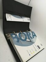 New Genuine VW Bora Owners Manual Handbook Wallet Pack