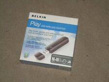 Belkin  USB Wireless Adapter