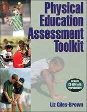 NEW Physical Education Assessment Toolkit by Elizabeth Giles-Brown