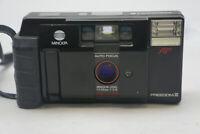 MINOLTA FREEDOM III AF Point & Shoot 35mm Film Camera w/ 35mm f/2.8 Lens