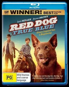Red Dog - True Blue : NEW Blu-Ray