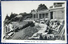 England Southend-on-sea The Cliff Shelter - posted 1966