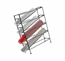 Winco Cdr-4 4-Tier Cup Dispensing Rack Units