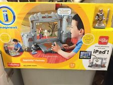 Fisher Price Imaginext Apptivity Fortress Castle Kids Interactive Toy For iPad