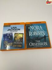 The Obsession by Nora Roberts & Lisa Jackson Duel Book...