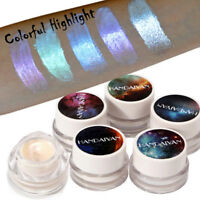 Glitter Highlighter Eyeshadow Cream Shimmer Makeup Eye Shadow Loose Powder DIY