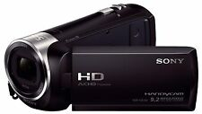 New Sony HD Digital Camcorder HandyCam HDR-CX240 -Black ✔Ships Same Day For Free