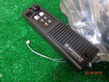 Motorola Maxtrac VHF UHF 2 ch Mobile radio Control head HCN3358A NEW NEW NEW #B2