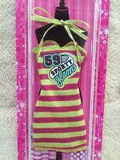 59 Sporty Glam Halter Barbie Dress