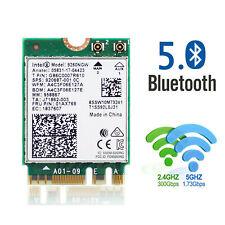 Intel Dual Wireless-AC 9260 NGFF 1730 Mbit /s WiFi + Bluetooth5.0 802.11ac-Karte