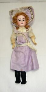 VINTAGE ARMAND MARSEILLE DOLL 1894 BISQUE HEAD & COMP.JOINTED BODY
