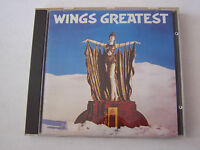 CD DU GROUPE WINGS  , MC CARTNEY . GREATEST . 12 TITRES , TRES BON ETAT .