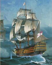 Revell 05767 HMS Victory Battle of Trafalgar Plastic Kit 1/225 Scale - Courier