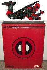 2017 Mezco Deadpool New Authentic One:12 Collective Figure Red Suit MIB X-Men