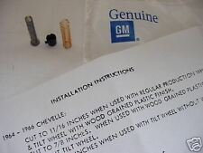 NOS GM HORN CONTACT KIT!! – 60'S & 70'S GM CARS- CAMARO SS FIREBIRD GTO 64-81 XO