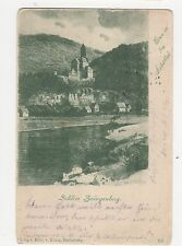 Germany, Schloss Zwingenberg 1899 Postcard, A601