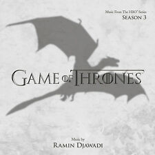 Game Of Thrones Series 3 Soundtrack - Ramin Djawadi
