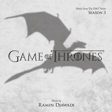 Game Of Thrones Series 3 Soundtrack - Ramin Djawadi