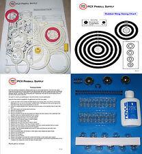 1990 Williams Riverboat Gambler Pinball Tune-up Kit