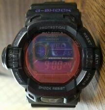Pre-owned Casio G-Shock Casio Riseman GW-9200BPJ-1JF Men in Dark Purple For Men