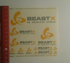 Pegatina/sticker: Beast X be stable absoluta (19101659)