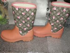 GUCCI WELLIES BOOTS