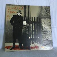 LUCIFER'S FRIEND - S/T - 1970 LP 1st Press Germany Original Vinyl Records