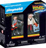 Playmobil 70459 Zurück in die Zukunft Back to the Future Marty McFly & Dr. Brown