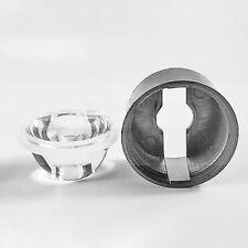 5 10 15 30 60 Degree Led Lens Reflector Pmma Holder For High Power Led