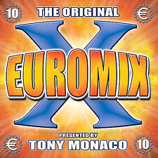 The Original Euromix Vol.10 (Pres. By Tony Monaco) by EUROMIX 10