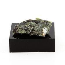 Serpentine + Magnetite. 18.9 cts. Estrie, Québec, Canada