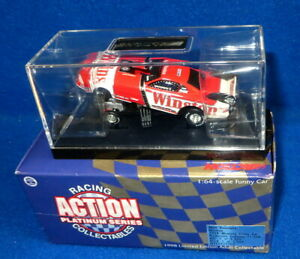 Whit Bazemore 1998 Winston  Mustang Funny Car 1:64 Action NHRA