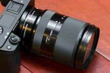 Sony Alpha a6000 24.3MP Digital SLR Camera - Black + Sony E18-200mm Lens- Bundle