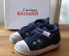 Living Kitzbühel Sneaker 23 Hausschuhe Kindergarten Baby Schuhe Wolle blau NP59?