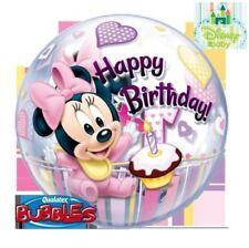 Globos de fiesta redondos de cumpleaños infantil de Mickey Mouse