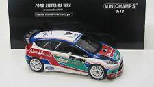 FORD FIESTA RS WRC (2011) Presentation/Minichamps 1:18