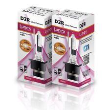 2 x D2R NEU Stück LUNEX HID 8000K XENON BRENNER kompatibel mit 85126 66050 66250