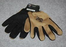 ADULTS NEW ORLEANS SAINTS NFL ALL PURPOSE/UTILITY WORK GLOVES