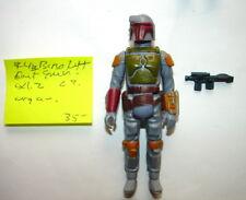Star Wars Vintage Kenner BOBA FETT  mail in  w orig gun  ESB 1979  1117