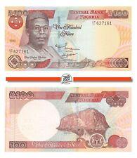 Nigeria, 100 Naira, 1999, Unc  Pn 28b