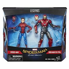 Marvel Legends Spider Man Homecoming Iron Man 6'' Action Figure Toys 2 Pack New