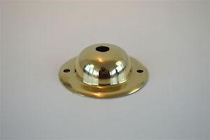 Brass ceiling light rose pendant light ceiling plate SCR16